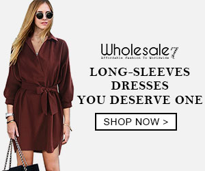 Long-sleeves Dresses, You Deserve One in Autumn