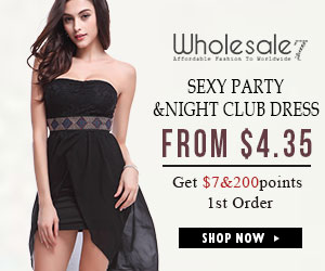Sexy Party&Night Club Dress