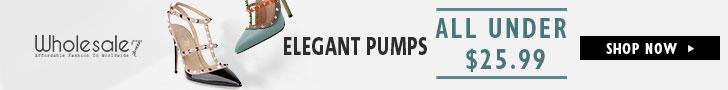 Elegant Pumps